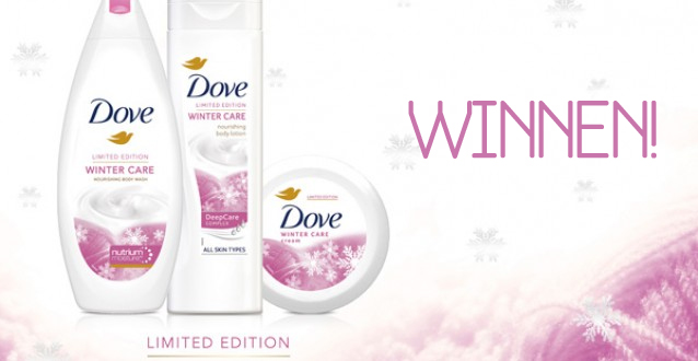 Win: Limited Edition Dove Pakket!