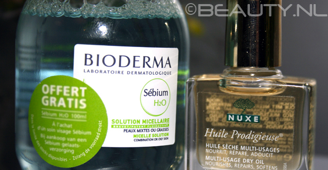 Product review: Nuxe & Bioderma