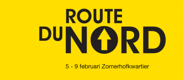 Route du Nord Light 2014 in Rotterdam