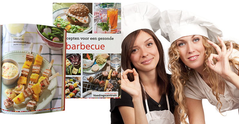 WIN: Barbecue kookboek!