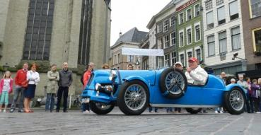 Racident Oldtimer Tour 2018 in Zwolle