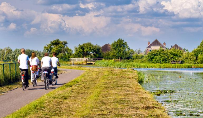Top 3 Fietstrips in Zuid-Holland