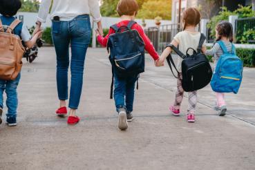 Je kind voor het eerst naar school? Lees deze tips